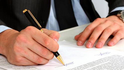 Rédaction et rupture contrats